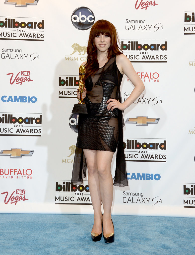 Carly Rae Jepson: Billboard Music Awards, May, 2013