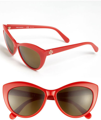Tory Burch 56mm Cat's Eye Sunglasses