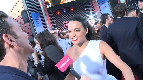 Video: Michelle Rodriguez on Coming Back From the Dead in Fast & Furious 6