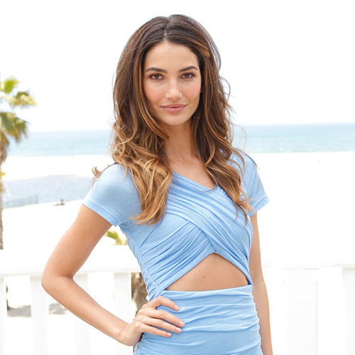 Lily Aldridge Fitness Interview | Video