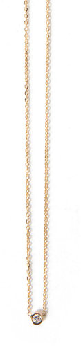 Barely There Diamond Necklace