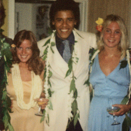 Barack Obama Prom Picture From 1979
