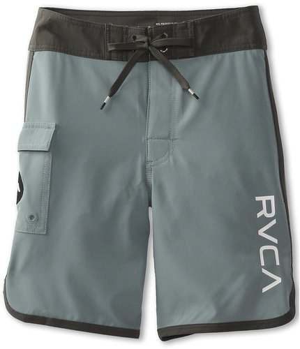 RVCA Kids - Eastern Trunk (Big Kids) (Sea Storm) - Apparel