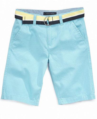 Tommy Hilfiger Kids Shorts, Little Boys Chester Chino Shorts