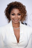 Janet Jackson at the amfAR gala in Cannes.
