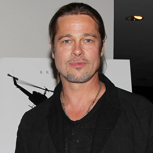 Brad Pitt at Screening of World War Z | Photos