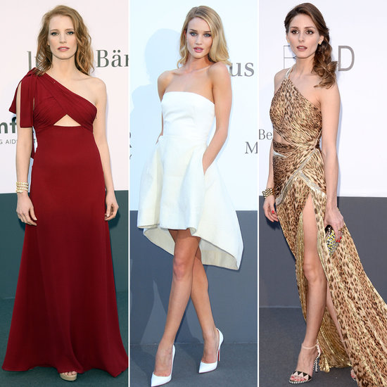 The Cannes Crowd Wows at amfAR's Cinema Against AIDS Gala