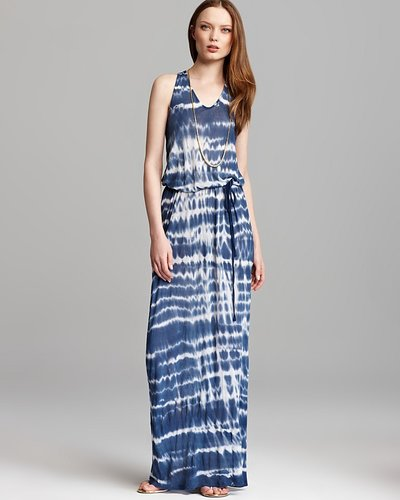 Soft Joie Dress - Emilla Tie Dye Maxi