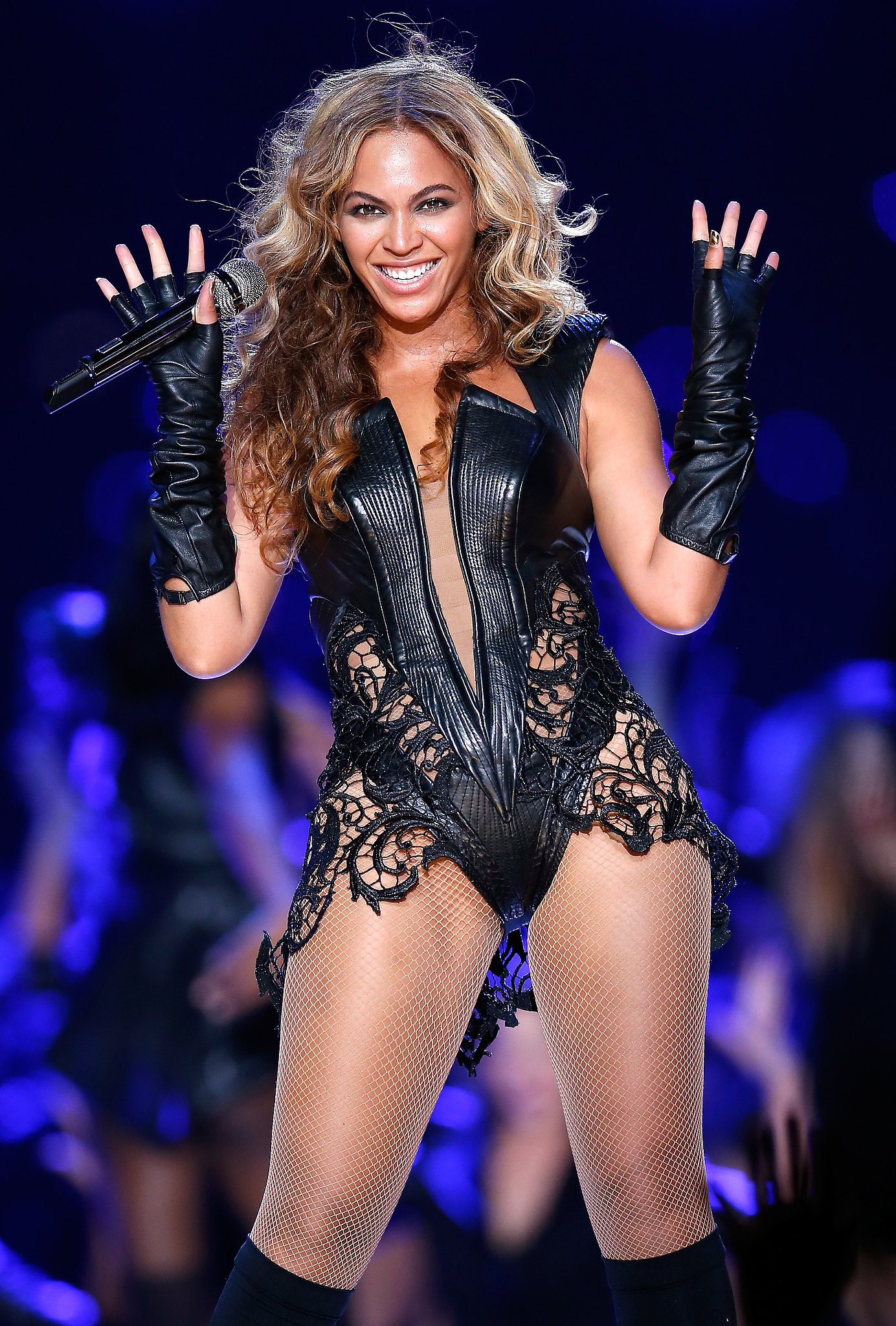 Beyoncé rocked the Feb. 3 Super Bowl halftime show in New Orleans wit