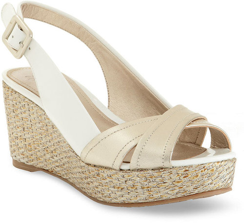 Circa by Joan & David Shoes, Walbridge Platform Wedge Sandals