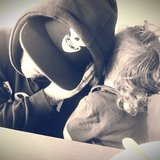 Joel Madden was the receiver of a secret told by his son, Sparrow. Source: Instagram user joelmadden