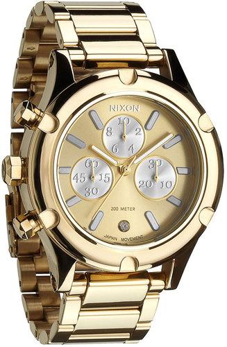 Nixon 'The Camden Chrono' Bracelet Watch