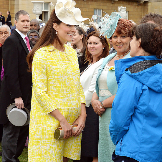 Kate Middleton just doesn't stop impressing us with her royal style.