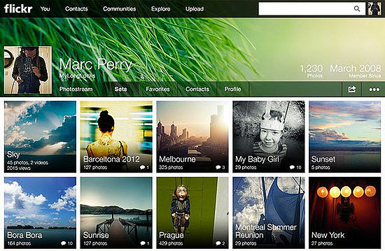 Flickr's BIG Change