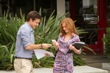 Isla Fisher on Arrested Development. Photos courtesy of Netflix