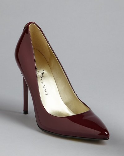 IVANKA TRUMP Pointed Toe Pumps - Kayden High Heel