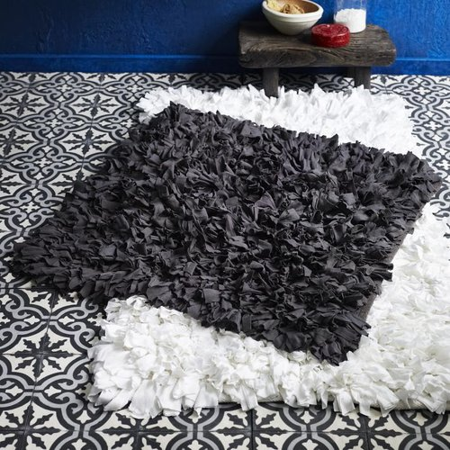 Recycled Jersey Bath Mat