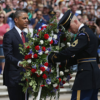 Barack Obama on Memorial Day