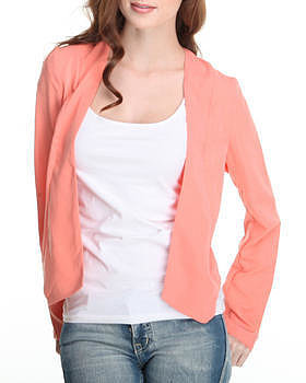 SALES slash back blazer