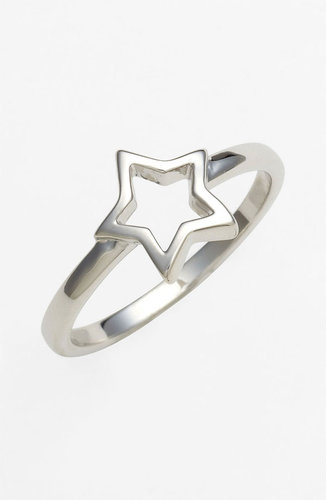 Ariella Collection Star Ring