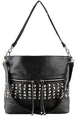 Call It SpringTM Enrogele Studded Crossbody Bag