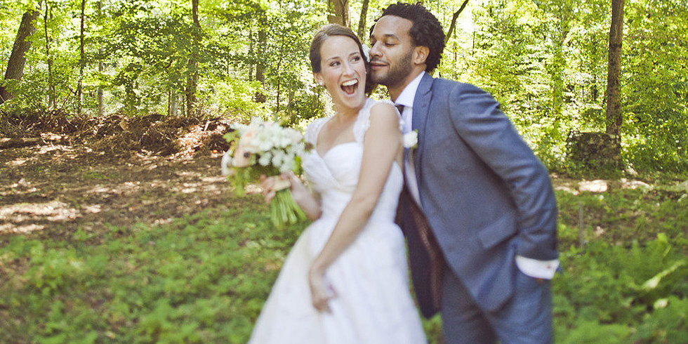 Give Your Wedding Some Summer Camp Love