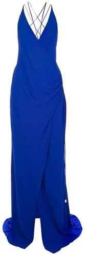 Dsquared2 strappy long dress