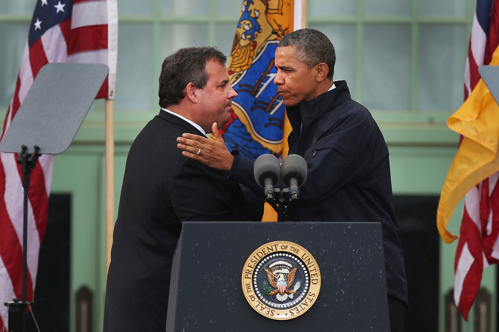 "President Obama: ""The Jersey Shore Is Back"""