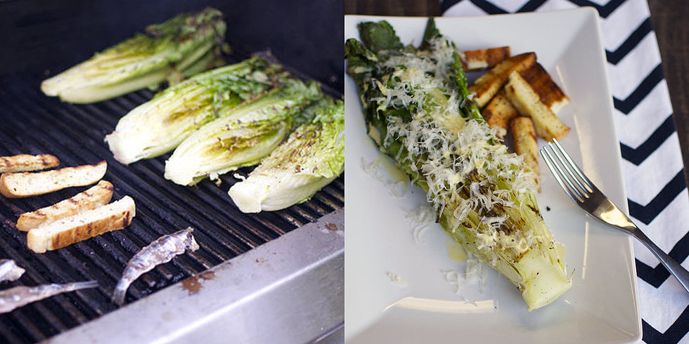 Just Grill It: Caesar Salad