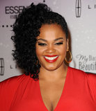 At the Essence Black Women in Music event, Jill Scott took the side ponytail up a notch with the style teetering near her crown.