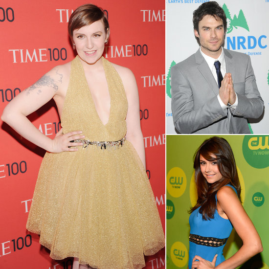 2013 POPSUGAR 100: TV Stars Heat Up the Race