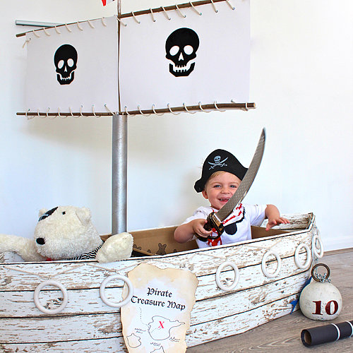Cardboard Box Projects For Kids