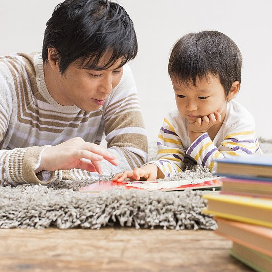 20 Children's Books About Dads