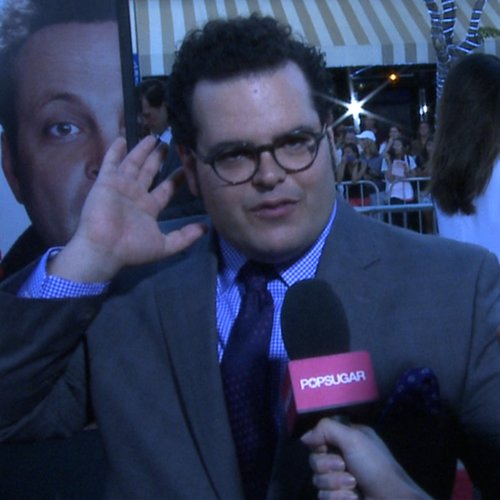 Josh Gad Interview at The Internship Premiere (Video)