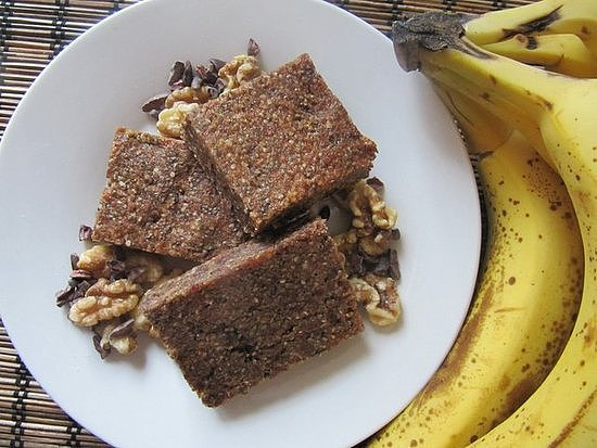 Chunky Monkey Omega-3 Bars