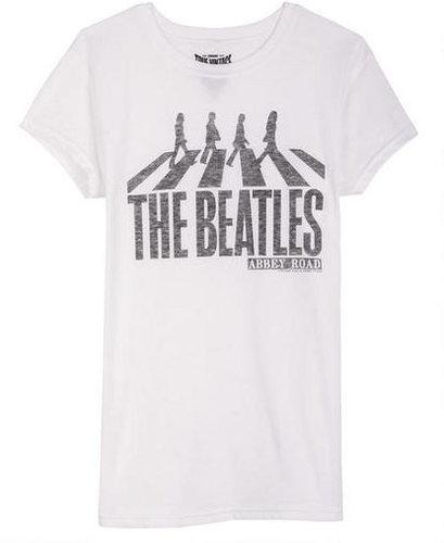 Junkfood The Beatles Abbey Road Tee