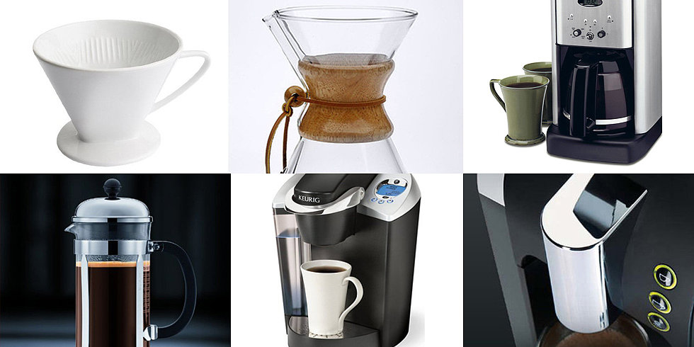 Coffee Break: A Look Into the World of Coffeemakers