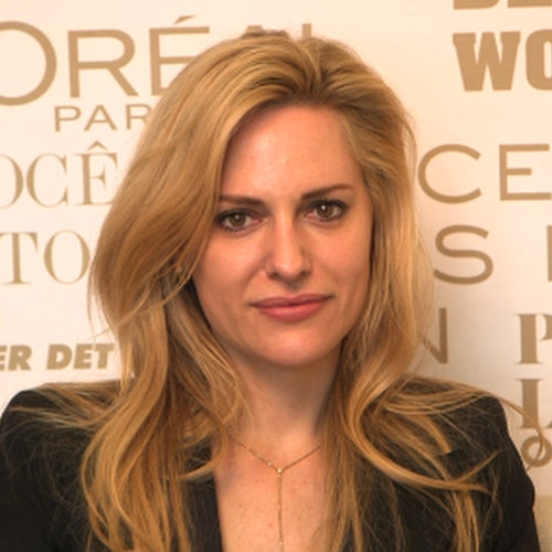 Aimee Mullins Interview at the Cannes Film Festival | Video