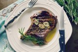 Tuscan Grilled Rib Eye
