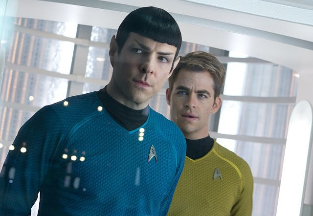 Most Exciting Sequel: Star Trek Into Darkness