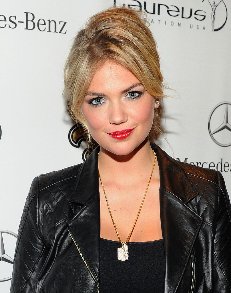 February 2013: Mercedes-Benz/GQ party