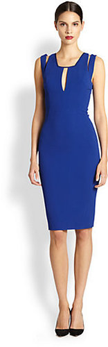 Antonio Berardi Keyhole Dress