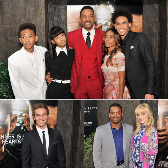 After Earth Premieres in NYC With the Smith Family, Lincoln Lewis and Fresh Prince Stars