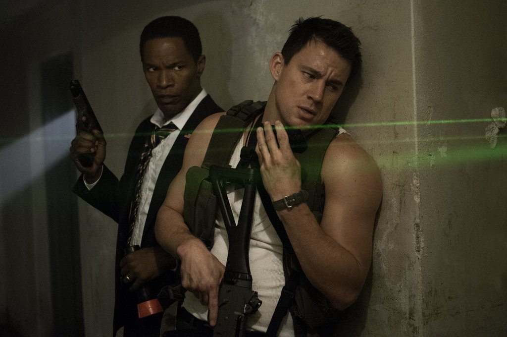 """<a href=""""http:/... Filming White House Down</a>:"""