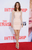 Rose Byrne in Emilio Pucci Fall 2013 at the Los Angeles premiere of The Internship.