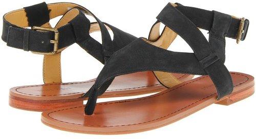 Nine West - Fraid (Black Leather) - Footwear