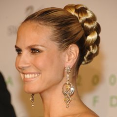 Heidi Klum's 40th Birthday: See Her Best Hair & Beauty Looks