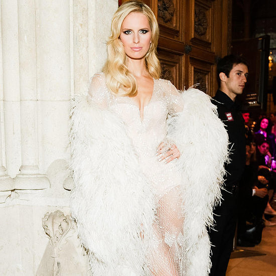 Karolína Kurková wasn't the only ultraglamorous guest at this year's Life Ball.