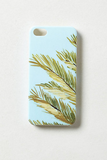 Waving Palm iPhone Case