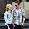 Emma Stone and Andrew Garfield Holding Hands | Pictures